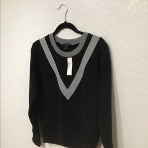 J Crew Sweater, black  label